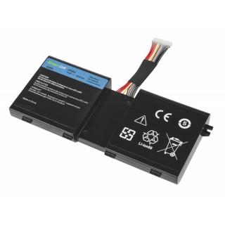Baterija za Dell Alienware 17 / 18 / M17X R5 / M18X R3, 4400 mAh