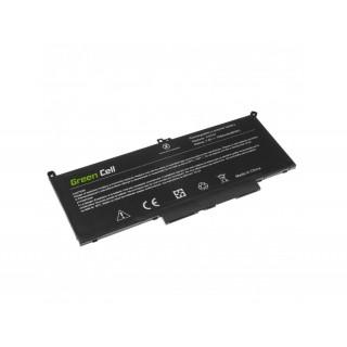 Baterija za Dell Latitude 7280 / 7290 / 7380 / 7390, 7.6 V, 7894 mAh