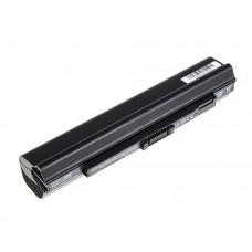 Baterija za Acer Aspire One A110 / A150 / D150 / D250, črna, 6600 mAh