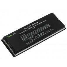 """Baterija za Apple MacBook 13"""" A1185, črna, 5600 mAh"""