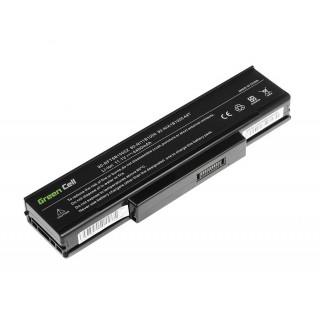 Baterija za Asus A9 / F2 / F3 / F7 / X70 / Z9, 4400 mAh