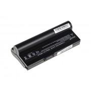Baterija za Asus Eee PC 1000 / 1000H / 901 / 904, črna, 8800 mAh