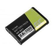 Baterija NP-BX1 za Sony Cybershot DSC-HX50 / DSC-HX300 / HDR-AS15, 1100 mAh
