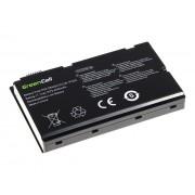 Baterija za Fujitsu Siemens Amilo XI2428 / XI2528 / XI2550 / PI2450, črna, 4400 mAh