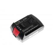 Baterija za Bosch BAT609 / BAT609G / BAT618 / BAT618G, 18 V, 1.5 Ah