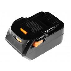 Baterija za AEG L1815R / L1830R, 18V, 4.0Ah