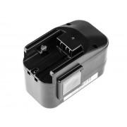 Baterija za AEG 2000, 9.6V, 2.5Ah