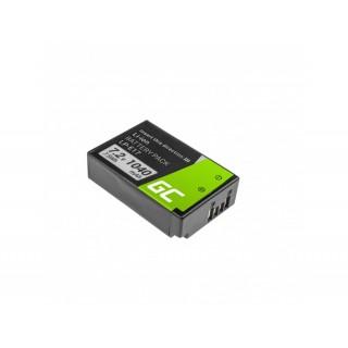 Baterija LP-E17 za Canon EOS 750D / M3 / M5 / M6, delno odkodirana, 1040 mAh