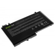 Baterija za Dell Latitude 12 5000 / 12 E5250, 3400 mAh