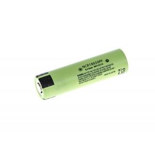 Baterija Panasonic Li-Ion 18650 NCR18650PF, 2900 mAh