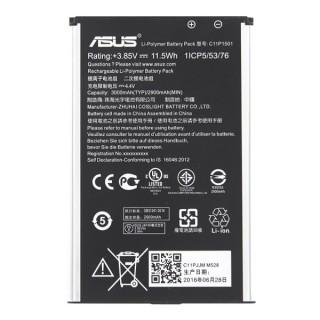 Baterija za Asus ZenFone 2 Laser ZE550KL / ZE551KL / ZE601KL, originalna, 3000 mAh