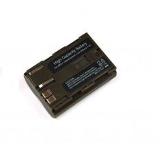 Baterija BP-508 / BP-511 / BP-511A / BP-512 / BP-514 za Canon EOS 100 / EOS D60 / Powershot G6, 1390 mAh