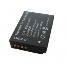 Baterija DMW-BCG10E za Panasonic Lumix DMC-TZ6 / DMC-ZS1, 895 mAh