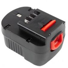 Baterija za Black & Decker A12 / PB12 / A1712 / FSB12, 12 V, 2.0 Ah