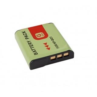 Baterija NP-BG1 / NP-FG1 za Sony Cybershot DSC-H3 / DSC-H3B / DCS-H7, 960 mAh