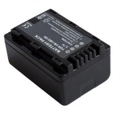 Baterija VW-VBK180 / VW-VBK360 / VW-VBL090 za Panasonic HC-V10 / HDC-HS60 / SDR-70, 1700 mAh