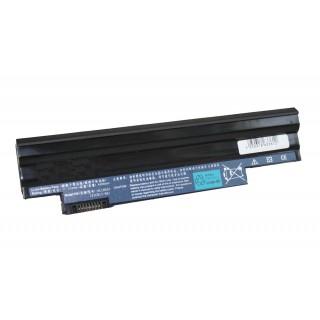 Baterija za Acer Aspire One 522 / 722 / D255 / D255E / D257, črna, 4400 mAh