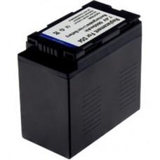 Baterija CGA-D54S / CGR-D120 za Panasonic AG-DVC30 / NV-DS11 / NV-MX1, 5400 mAh