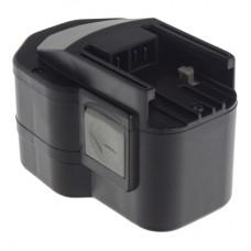 Baterija za AEG Milwaukee B12 / BX12 / MX12 / BF12, 12 V, 2.0 Ah