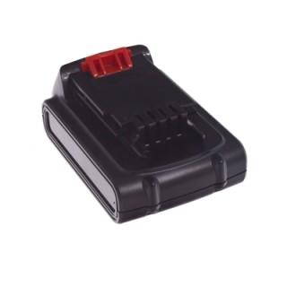Baterija za Black & Decker A1518L, 18 V, 1.5 Ah