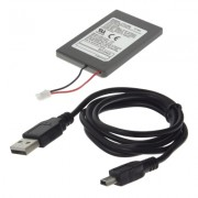 Baterija za Sony PlayStation 3 Sixaxis Controller, 1800 mAh