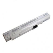 Baterija za Acer Aspire One A110 / A150 / D150 / D250, bela, 2200 mAh