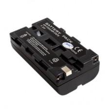 Baterija NP-500 / NP-F550 za Sony CCD-RV100 / CCD-RV200, 2300 mAh