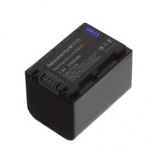 Baterija NP-FV70 za Sony DCR-DVD103 / DCR-DVD105 / DCR-DVD106, 2100 mAh