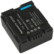 Baterija CGA-DU06 / CGA-DU07 za Panasonic NV-GS10 / PV-GS50 / VDR-M30, 800 mAh
