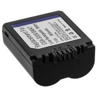 Baterija CGA-S006 / CGR-S006 za Panasonic Lumix FZ8 / FZ18 / FZ28 / FZ30 / FZ35, 750 mAh