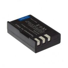 Baterija EN-EL9 za Nikon D40 / D40X / D60 / D3000 / D5000, 1000 mAh
