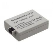 Baterija LP-E5 za Canon EOS-450D / EOS-500D / EOS-1000D, 1080 mAh