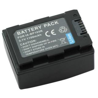 Baterija IA-BP105R za Samsung SMX-F50 / SMX-F70, 1100 mAh