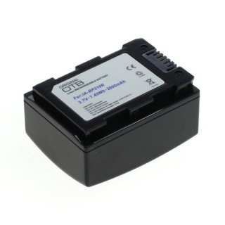 Baterija IA-BP210R za Samsung HMX-H300 / HMX-HM400 / SMX-F50, 2000 mAh