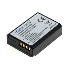 Baterija LP-E10 za Canon EOS 1100 / EOS 1100D / Kiss X50, 1020 mAh