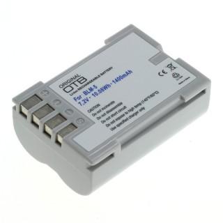 Baterija PS-BLM5 za Olympus E-1 / E-300 / E-500, 1400 mAh