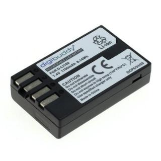 Baterija D-LI109 za Pentax K30 / K-50 / K-500, 1100 mAh