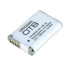 Baterija NB-12L za Canon Legria Mini X / Vivia Mini X / PowerShot G1 X Mark 2, 1800 mAh