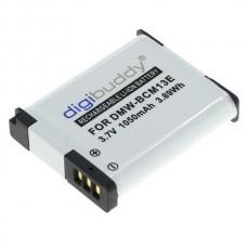 Baterija DMW-BCM13 za Panasonic Lumix DMC-FT5 / DMC-TZ40 / DMC-ZS30, 1050 mAh