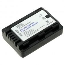Baterija VW-VBY100 / VW-VBL090 za Panasonic HC-V110 / SDR-S50 / SDR-T50, 850 mAh