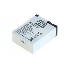 Baterija za GoPro HD Hero 3 / GoPro HD Hero 3+, 1180 mAh