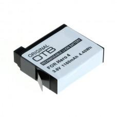 Baterija za GoPro Hero 4, 1160 mAh
