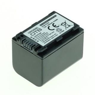 Baterija NP-FH70 za Sony DCR-DVD908E / DCR-HC47 / HDR-CX11E, 1300 mAh