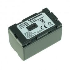 Baterija CGA-D54S / CGR-D120 za Panasonic AG-DVC30 / NV-DS11 / NV-MX1, 1800 mAh