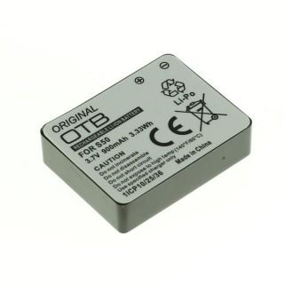 Baterija 103-004 za Rollei Actioncam S50, 900 mAh