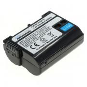Baterija EN-EL15 za Nikon D600 / D800 / D800E / D7000 / D7100 / D8000, 1900 mAh