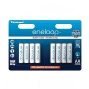 Panasonic Eneloop baterija AA, 8 kos