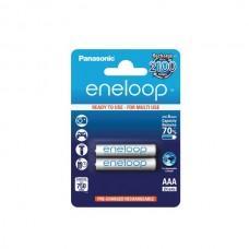 Panasonic Eneloop baterija AAA, 2 kos