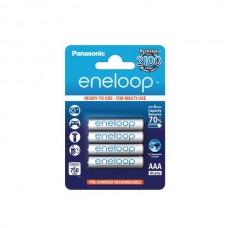 Panasonic Eneloop baterija AAA, 4 kos