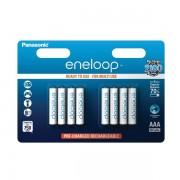 Panasonic Eneloop baterija AAA, 8 kos